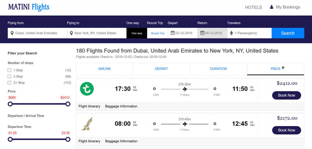 Everything you need to know about flights mistake fares. - matini flights